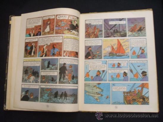 Cómics: LES AVENTURES DE TINTIN - STOC DE COC - PRIMERA (1ª) EDICION - LOMO TELA - EN CATALAN - 1967 - - Foto 18 - 31081519