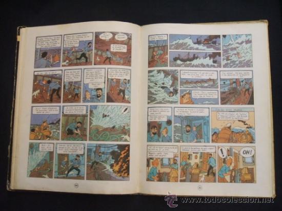 Cómics: LES AVENTURES DE TINTIN - STOC DE COC - PRIMERA (1ª) EDICION - LOMO TELA - EN CATALAN - 1967 - - Foto 20 - 31081519