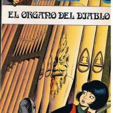 Cómics: EL ORGANO DEL DIABLO 2. Lote 117542063
