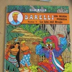 Cómics: JUVENTUD BARRELLI Nº 1 DE BOB DE MOOR 1ª ED. 1990. Lote 31210769