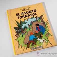 Cómics: TEBEO, TINTIN - EL ASUNTO TORNASOL , EDITORIAL JUVENTUD, OCTAVA EDICIÓN, AÑO 1983. Lote 31376981