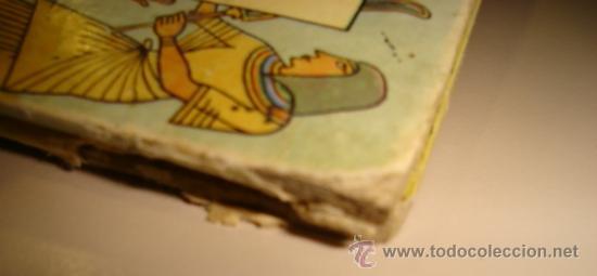 Cómics: LOS CIGARROS DEL FARAON. LAS AVENTURAS DE TINTIN. TERCERA EDICION. 1968. HERGÉ. - Foto 5 - 31408237
