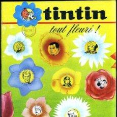 Cómics: TINTIN HEBDOMADAIRE Nº 1015 (1968). Lote 31527226