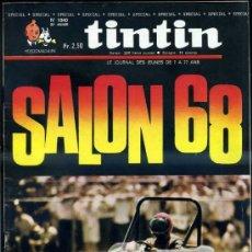 Cómics: TINTIN HEBDOMADAIRE Nº 1040 (1968). Lote 31527653