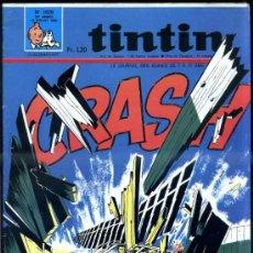 Cómics: TINTIN HEBDOMADAIRE Nº 1029 (1968). Lote 31527967