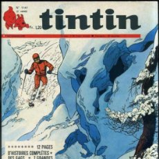 Cómics: TINTIN HEBDOMADAIRE Nº 1141 (1970). Lote 31528344