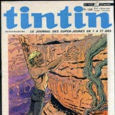 Cómics: TINTIN HEBDOMADAIRE Nº 1172 (1971). Lote 31528370