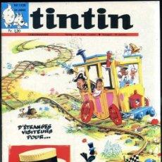 Cómics: TINTIN HEBDOMADAIRE Nº 1125 (1970). Lote 31528407
