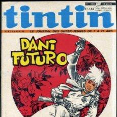 Cómics: TINTIN HEBDOMADAIRE Nº 1163 (1971). Lote 31528434