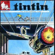 Cómics: TINTIN HEBDOMADAIRE Nº 1072 (1968). Lote 31528448