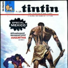 Cómics: TINTIN HEBDOMADAIRE Nº 1041 (1968). Lote 31528491