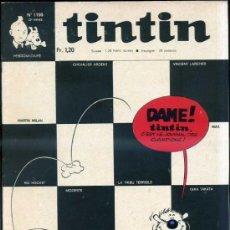 Cómics: TINTIN HEBDOMADAIRE Nº 1150 (1970). Lote 31528508