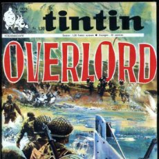 Cómics: TINTIN HEBDOMADAIRE Nº 1075 (1969). Lote 31528523