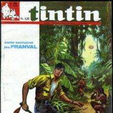 Cómics: TINTIN HEBDOMADAIRE Nº 1060 (1969). Lote 31528544