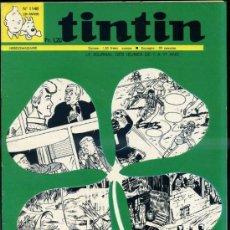Cómics: TINTIN HEBDOMADAIRE Nº 1148 (1970). Lote 31528562