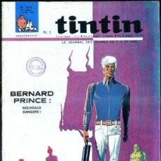 Cómics: TINTIN HEBDOMADAIRE Nº 1016 (1968). Lote 31528583