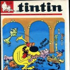 Cómics: TINTIN HEBDOMADAIRE Nº 1152 (1970). Lote 31528616