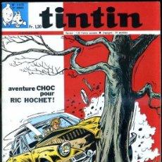 Cómics: TINTIN HEBDOMADAIRE Nº 1113 (1970). Lote 31528623