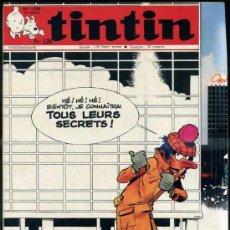 Cómics: TINTIN HEBDOMADAIRE Nº 1156 (1970). Lote 31528637