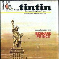 Cómics: TINTIN HEBDOMADAIRE Nº 1044 (1968). Lote 31528650