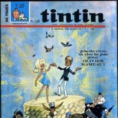 Cómics: TINTIN HEBDOMADAIRE Nº 1045 (1968). Lote 31528657