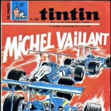 Cómics: TINTIN HEBDOMADAIRE Nº 1046 (1968). Lote 31528665