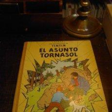 Cómics: TINTIN, EL ASUNTO TORNASOL, JUVENTUD, CUARTA EDICION, 1972. Lote 31582099