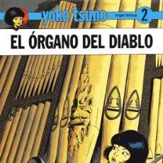Cómics: EL ÓRGANO DEL DIABLO Nº2. Lote 31822593