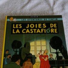 Comics - Tintín. Les joies de la castafiore. Tapes dures. 62 págines. Impecable. Editorial Joventud. Dese - 32120600