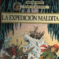 Cómics: LA EXPEDICIÓN MALDITA. Lote 32183500