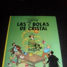 Cómics: TINTIN. LAS 7 BOLAS DE CRISTAL. 8º EDICION. EDITORIAL JUVENTUD HERGÉ. 1983. . Lote 33027088