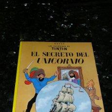 Cómics: EL SECRETO DEL UNICORNIO. Lote 33081941
