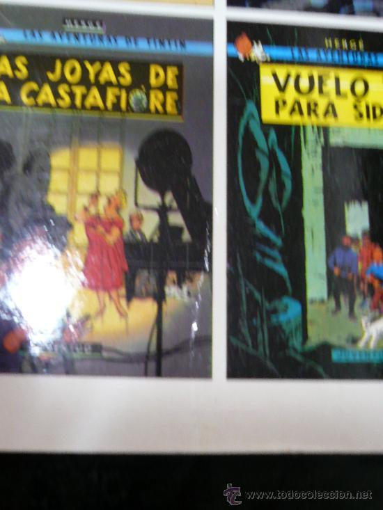 Cómics: EL SECRETO DEL UNICORNIO - Foto 3 - 33081941