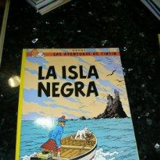 Cómics: LA ISLA NEGRA. Lote 33082669