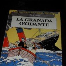 Cómics: LAS AVENTURAS DEL PROFESOR PALMERA. LA GRANADA OXIDANTE. TAPA DURA. DICK BRIEL. JUVENTUD.. Lote 33146432