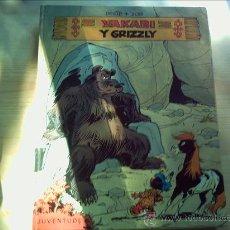 Cómics: YAKARI . Nº 5. YAKARI Y GRIZZLIE. Lote 33512497