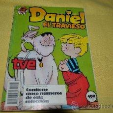 Cómics: DANIEL EL TRAVIESO-SERIE OFRECIDA POR TV- FORUM ALEVÍN-1.987. Lote 34070796