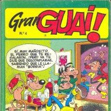 Cómics: GRAN GUAI Nº 4. Lote 35032971