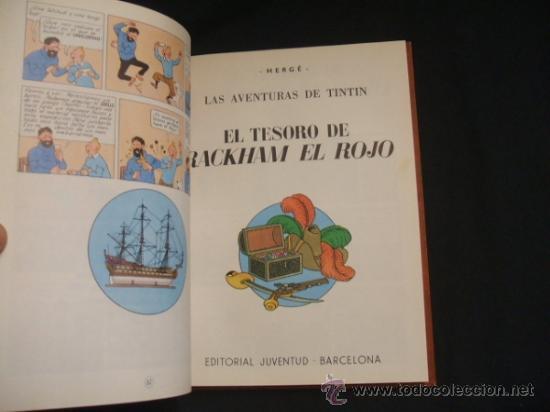 Cómics: LOTE 23 TINTIN + EN EL PAIS DE LOS SOVIETS (1ª) PRIMERA EDICION - LEER INTERIOR - - Foto 23 - 35130158
