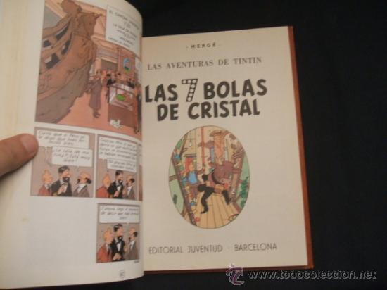 Cómics: LOTE 23 TINTIN + EN EL PAIS DE LOS SOVIETS (1ª) PRIMERA EDICION - LEER INTERIOR - - Foto 25 - 35130158
