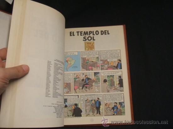 Cómics: LOTE 23 TINTIN + EN EL PAIS DE LOS SOVIETS (1ª) PRIMERA EDICION - LEER INTERIOR - - Foto 30 - 35130158