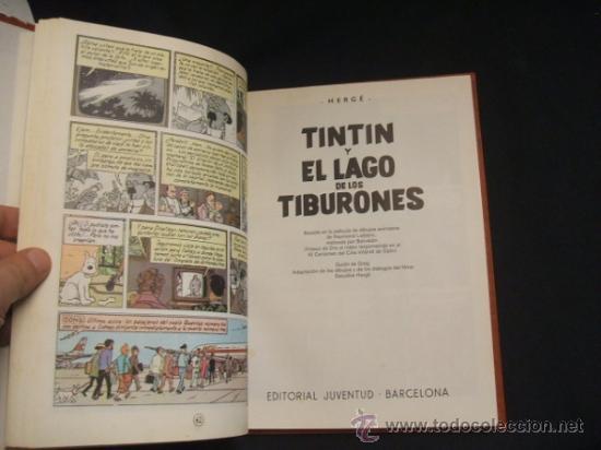 Cómics: LOTE 23 TINTIN + EN EL PAIS DE LOS SOVIETS (1ª) PRIMERA EDICION - LEER INTERIOR - - Foto 36 - 35130158