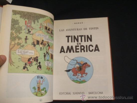 Cómics: LOTE 23 TINTIN + EN EL PAIS DE LOS SOVIETS (1ª) PRIMERA EDICION - LEER INTERIOR - - Foto 46 - 35130158
