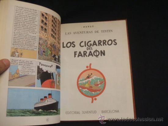 Cómics: LOTE 23 TINTIN + EN EL PAIS DE LOS SOVIETS (1ª) PRIMERA EDICION - LEER INTERIOR - - Foto 49 - 35130158