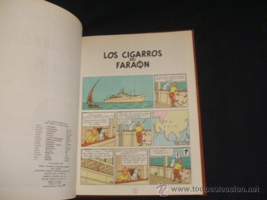Cómics: LOTE 23 TINTIN + EN EL PAIS DE LOS SOVIETS (1ª) PRIMERA EDICION - LEER INTERIOR - - Foto 51 - 35130158