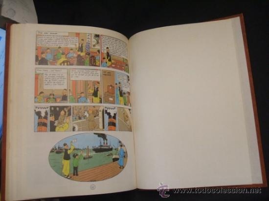 Cómics: LOTE 23 TINTIN + EN EL PAIS DE LOS SOVIETS (1ª) PRIMERA EDICION - LEER INTERIOR - - Foto 55 - 35130158