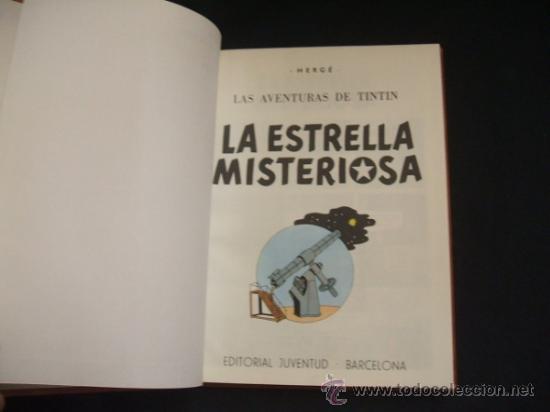 Cómics: LOTE 23 TINTIN + EN EL PAIS DE LOS SOVIETS (1ª) PRIMERA EDICION - LEER INTERIOR - - Foto 58 - 35130158