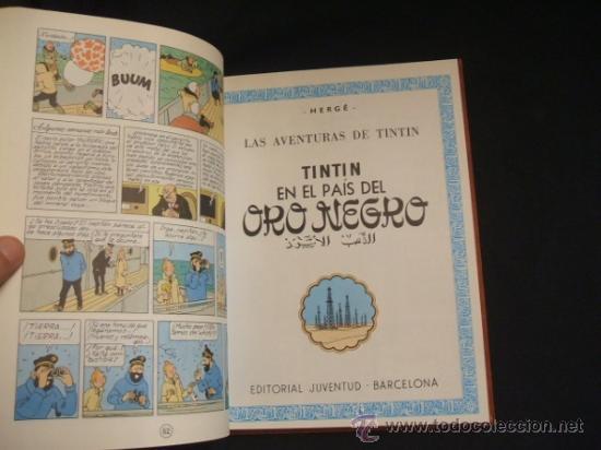 Cómics: LOTE 23 TINTIN + EN EL PAIS DE LOS SOVIETS (1ª) PRIMERA EDICION - LEER INTERIOR - - Foto 60 - 35130158