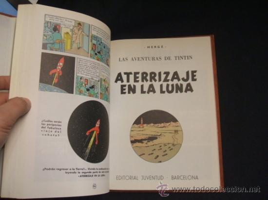 Cómics: LOTE 23 TINTIN + EN EL PAIS DE LOS SOVIETS (1ª) PRIMERA EDICION - LEER INTERIOR - - Foto 66 - 35130158
