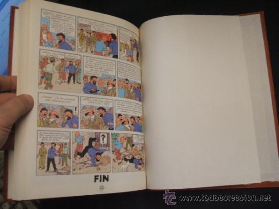 Cómics: LOTE 23 TINTIN + EN EL PAIS DE LOS SOVIETS (1ª) PRIMERA EDICION - LEER INTERIOR - - Foto 68 - 35130158